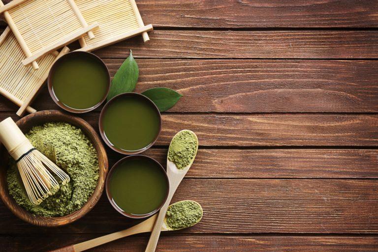 Matcha prah – zdrava alternativa kavi