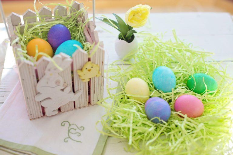 Kako napraviti čestitku za Uskrs