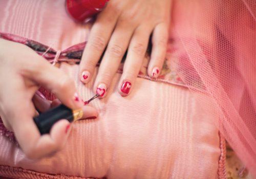 Kako prestati gristi nokte?