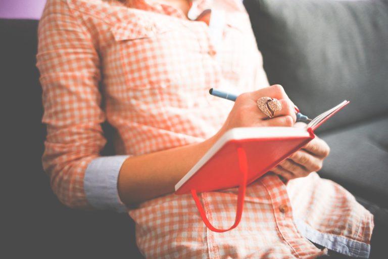 5 razloga zašto bi trebali voditi dnevnik
