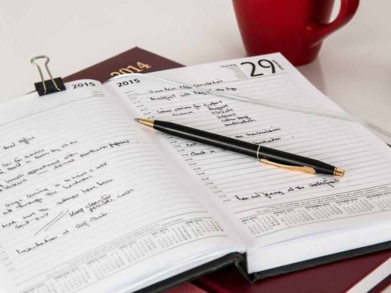 Kako efektivno isplanirati dan?
